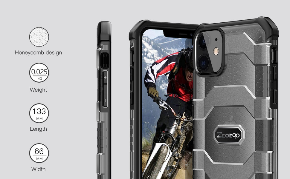 Ztotop Armor Protector for New iPhone 12 5.4 inch Case 2020