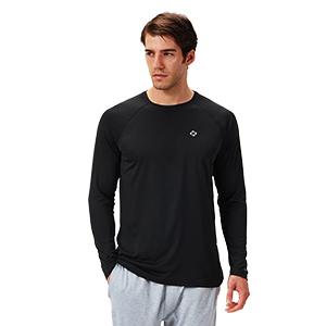 NAVISKIN Camiseta con Filtro de Protección UPF 50+ para Hombre