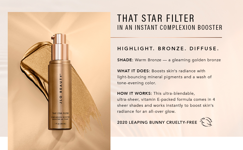 that start filter complexion booster