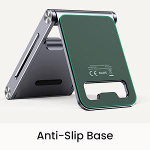 desktop phone stand mount