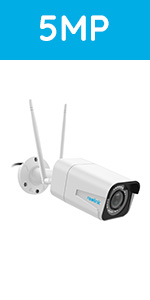 511W WiFi Camera Outdoor