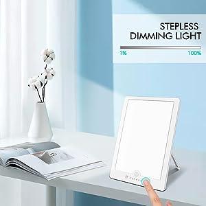 Stepless Dimming Light