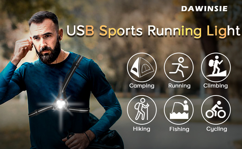Sports Running light