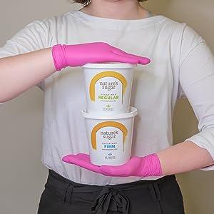 Nature's Sugar Wax sugaring paste vegan cruelty free hair removal sensitive skin no strip