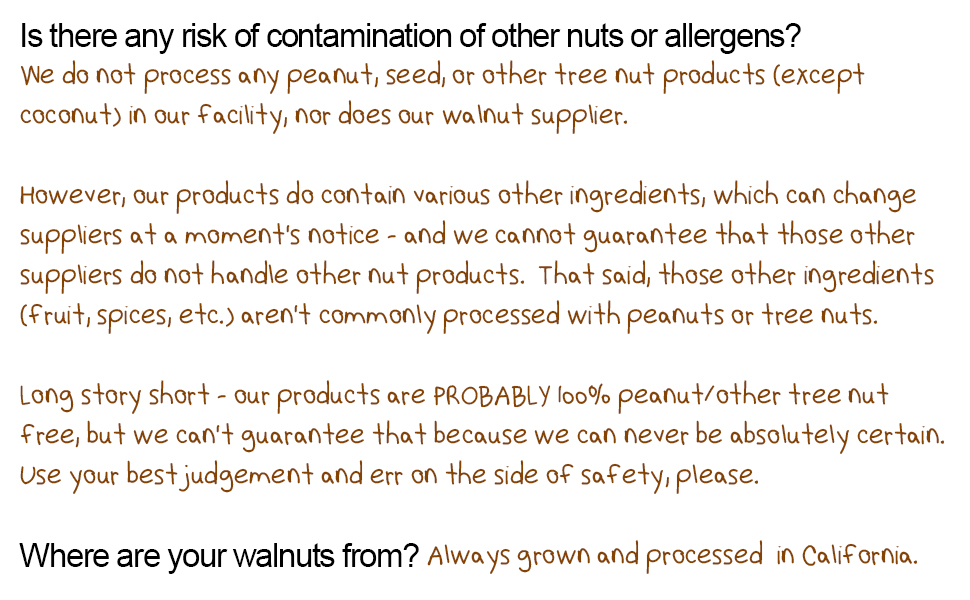 fisher chefs naturals chopped walnuts no preservatives amazon brand halves pieces organic keto carb