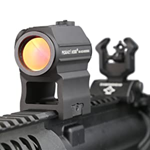 Primary Arms Raised Base Absolute Cowitness Micro Dot Riser Mount - 1.50 Inches
