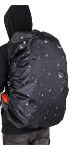 backpack rain cover outdoor rain cover anti slip tactical  buckle backpack covers rainproof