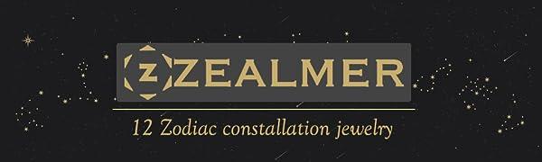 zealmer zodiac jewelry