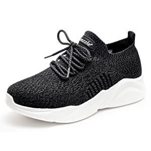 Women's running shoes black