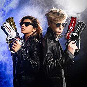 kids toys gun games laser tag toy guns outdoor boy multiplayer lazer set sets kid pistols teens girl