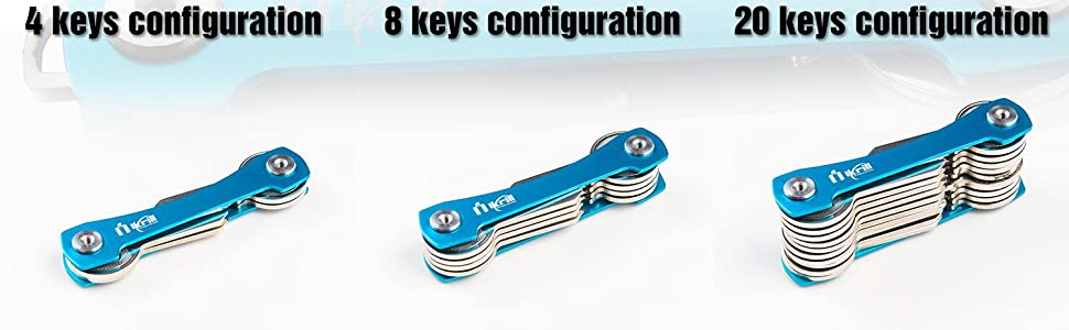 keysmart holders key bar key chain holder key holders key keeper orbit key organizer key storage box