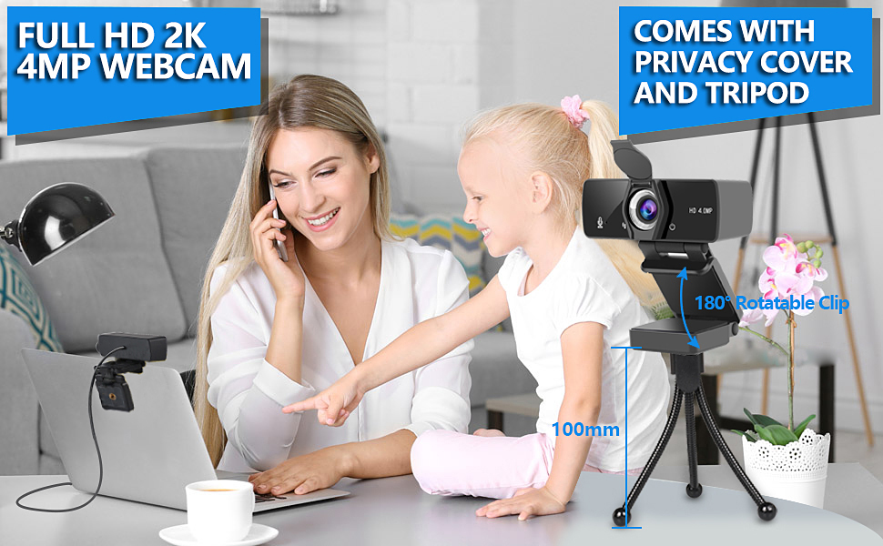 2K web camera