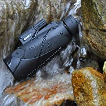 Waterproof, Frogproof, Dust-proof and shockproof!