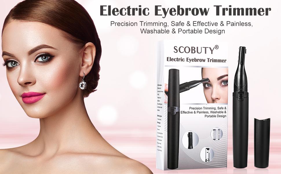 Eyebrow Hair Trimmer