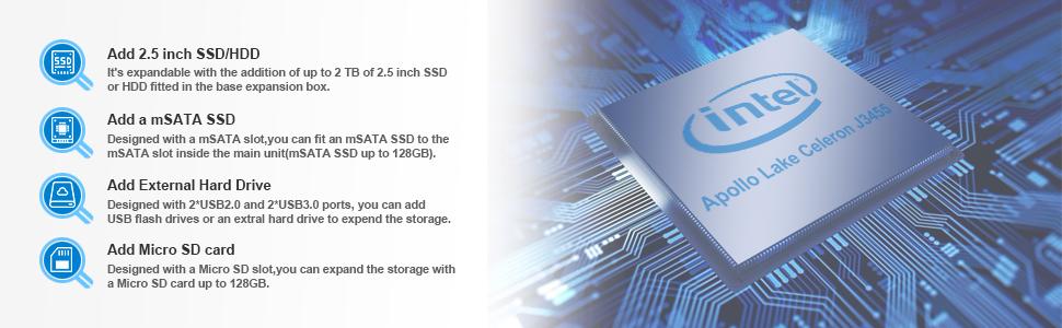 Intel Celeron J3455 Processor