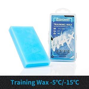 xcman ski snowboard wax