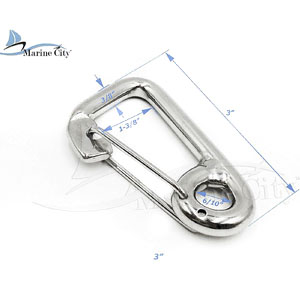 Great initial impression Boat parts and accessories hardware safe reliable water proof mount boating