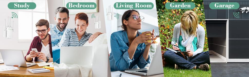 wifi extender for room