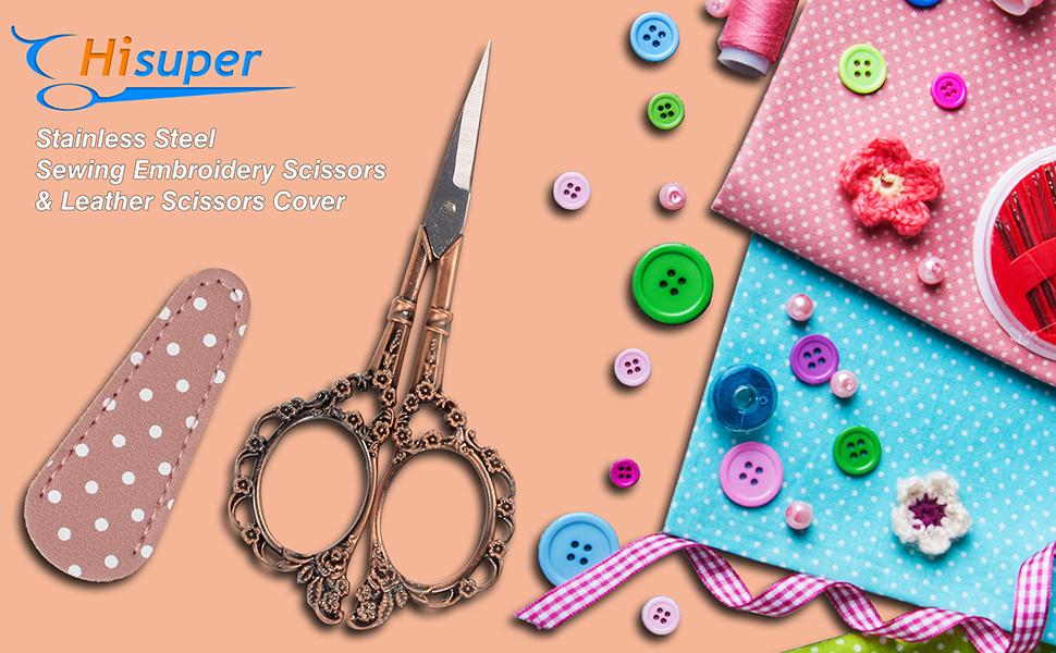 Hisuper Scissors