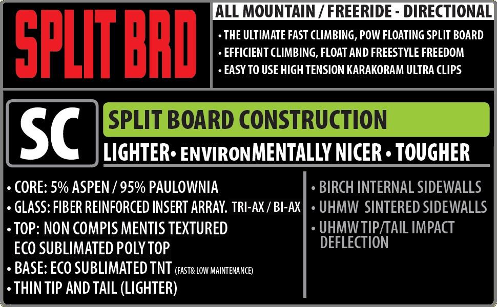split Brd