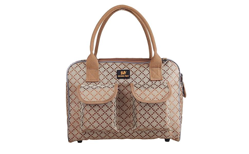 Hubulk Dog Carrier Handbag