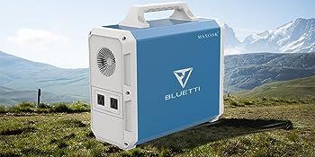 portable generator solar power station