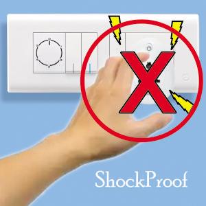 Shockproof