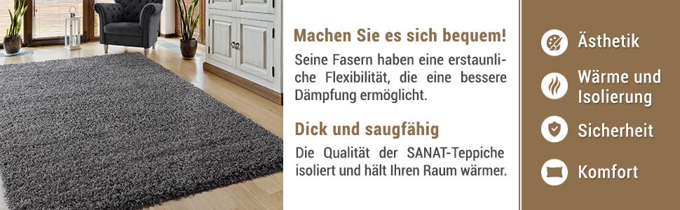komfort teppich