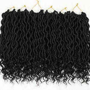 goddess locs crochet hair