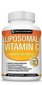 Vitamin c Extract toplux supplement