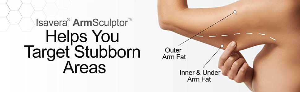 arm fat remove slimming slimmer cryolipolysis