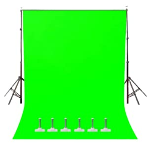 green screen black white backdrop background photography