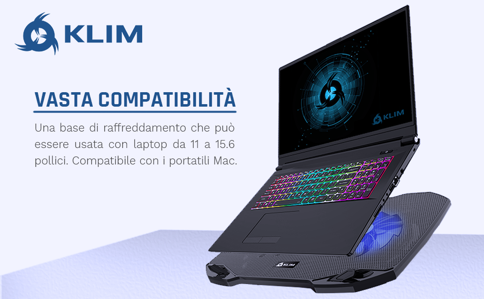 Pro laptop cooler