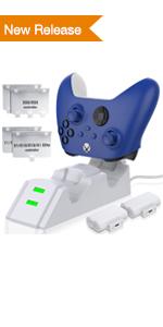 xbox series accessories chage kit