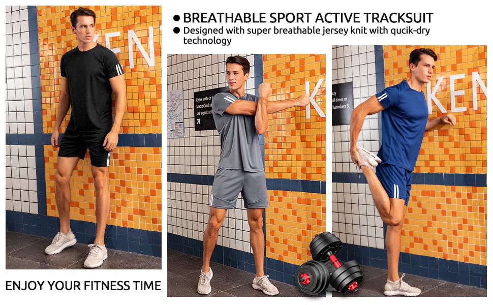 Bottoms Jogging Gym Suit