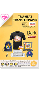 Dark 1.0 20 Sheets
