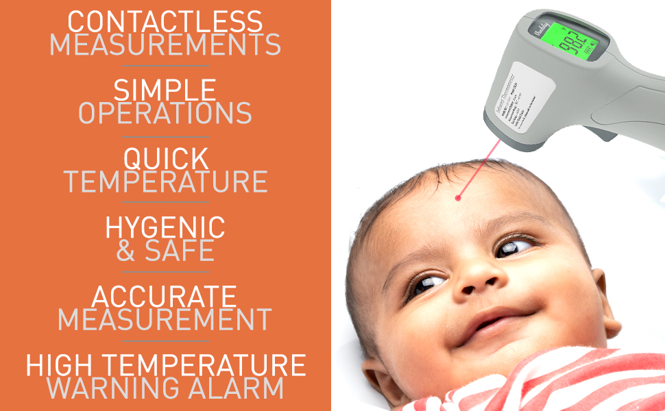 Thermometer for Baby and Infant