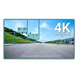 4K Video Quality