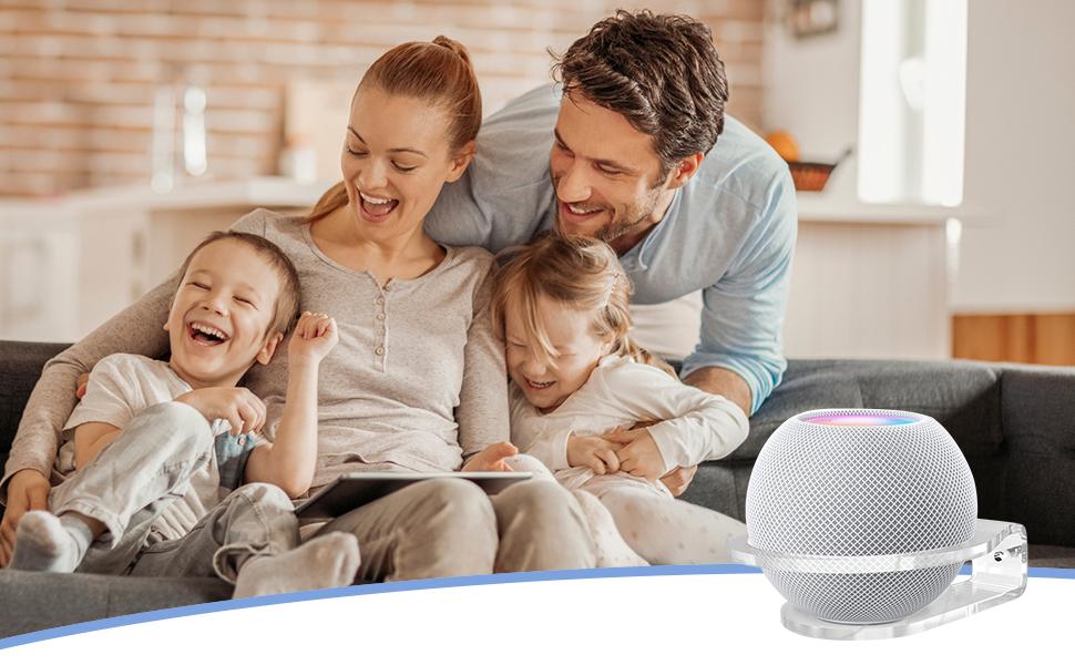 family speaker