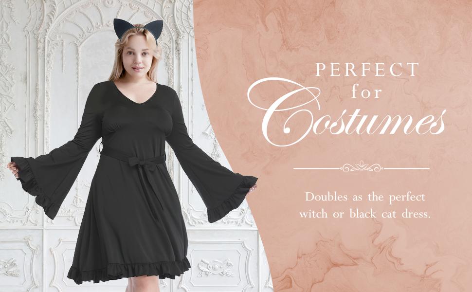 Plus size vintage dress 1970 70s roses black blouson cap sleeves midi circle skirt boho hippie size 14 16 18 xl xxl 1x 2x