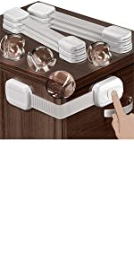 cabinet safety locks