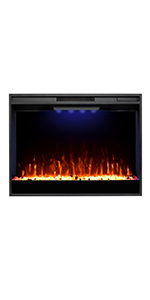 """36"""" Electric Fireplace"""