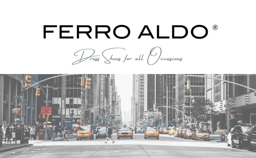 FERRO ALDO, DRESS SHOES FOR ALL OCASSION, dress boots, dress shoes, formal shoes, casual shoes