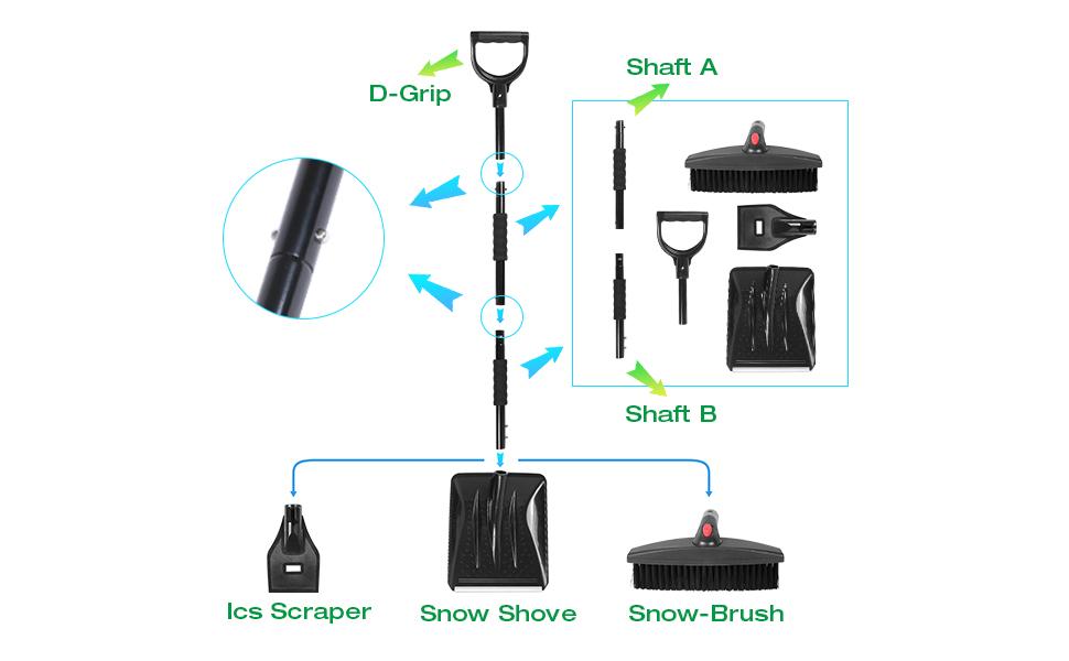 snow removal kit