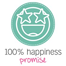 100% Happiness Promise