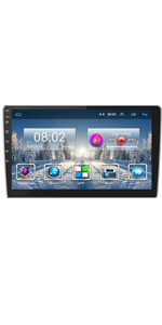 Android Coche Radio 2 DIN GPS CAMECHO 7 Pulgadas Pantalla ...