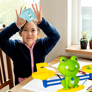 frog counting toy