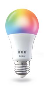 Innr smart bulb colour