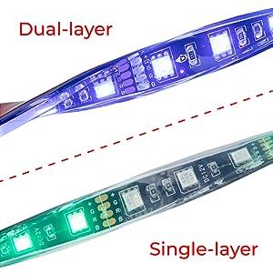 SMD RGB LED 5050 for DITRIO LED Strip Kit M12r for Motorcycles