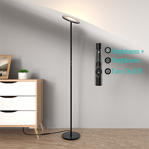 led floor lamp